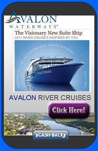 Avalon River Cruises!