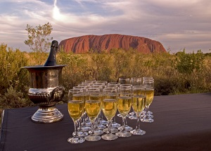 Touring Ayers Rock