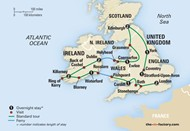 CLICK HERE for Collette Vacations Exploring Britain and Ireland