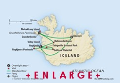 CLICK HERE for Collette INSPIRING ICELAND MAP!