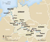 Click here for Collette Vacations LEGENDARY WATERWAYS OF EUROPE!