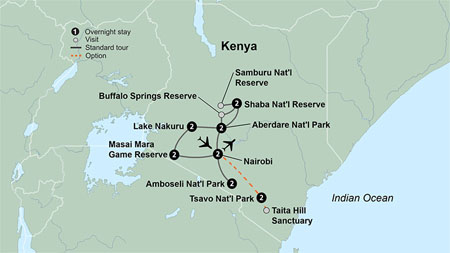 Serengeti Plains Africa Map.Tours Of Africa 2017 2018 Africa Tours