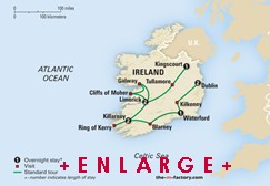 CLICK HERE for Collette SHADES of IRELAND MAP!!