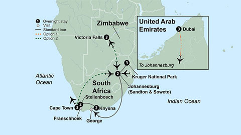 Tours of Africa 2015 - 2016 | Africa Tours