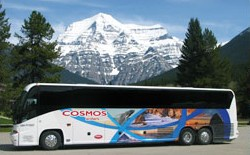 Cosmos Motorcoach travel