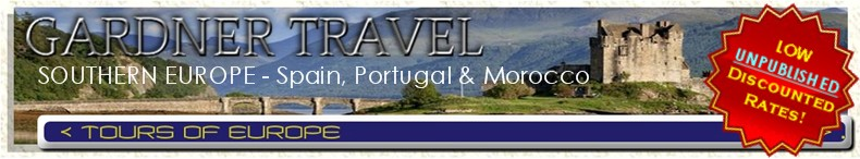 Tours Spain and Portugal