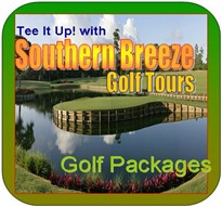 Tee It Up with Southern Breeze Golf Tours!