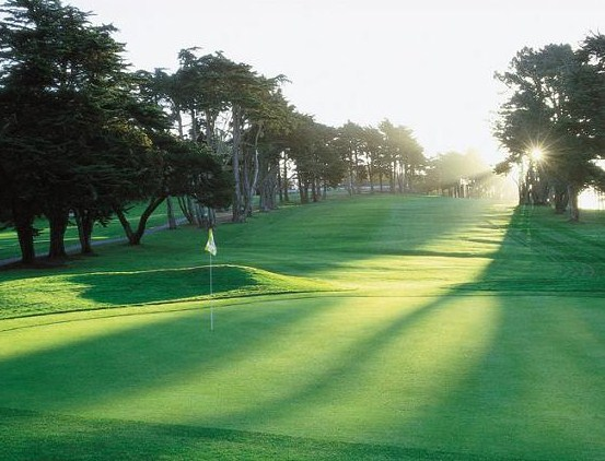 The Presidio Golf Club