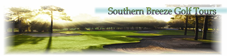 Southern Breeze Golf Packages