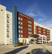 Springhill Suites Intercontinental Airport
