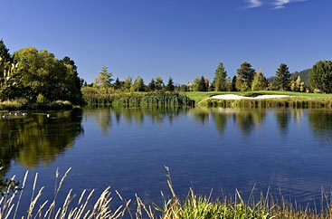The Woodlands Golf Club at Sunriver