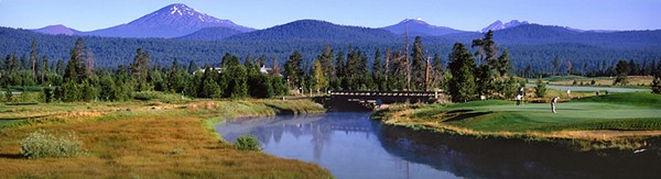 Sunriver Resort Golf