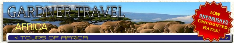 Tours of Africa
