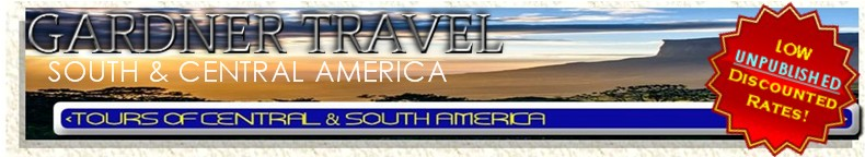 Tours of Central and South America