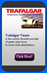 Trafalgar Tours and Vacations
