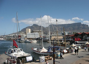 Collette Touring South Africa