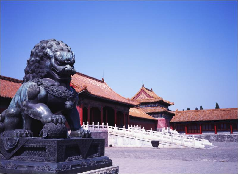 TREASURES OF CHINA by Globus Tours