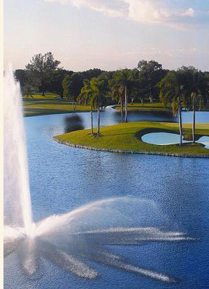 Doral Blue Monster Course