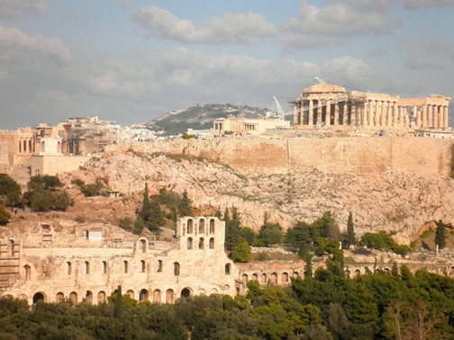CLASSICAL GREECE  by Globus Tours
