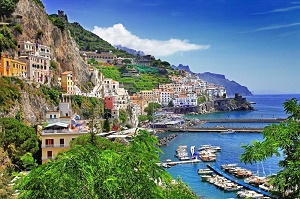 Touring Amalfi Coast