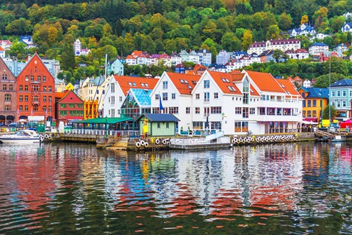 SCENIC NORWAY by Globus Tours
