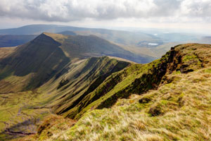 Touring Brecon Beacons