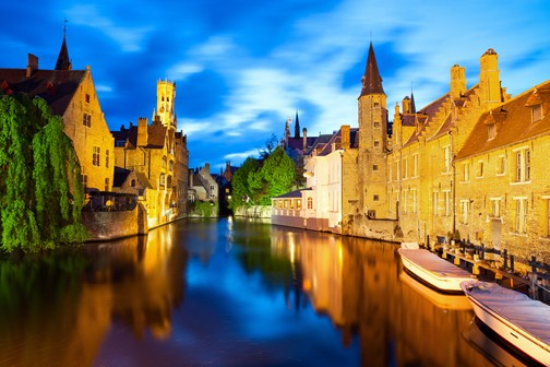 HOLLAND, LUXEMBOURG and BELGIUM by Globus Tours