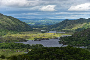 Touring Lakes of Killarney