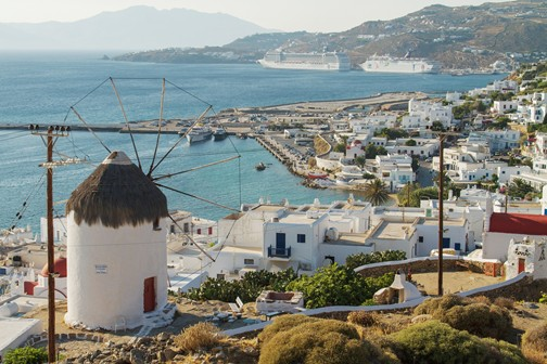 ICONIC AEGEAN with 3-Night Cruise by Globus Tours