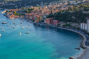 Touring the French Riviera