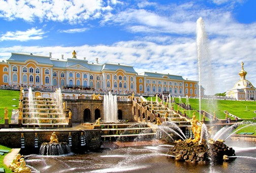 NORTHERN CAPITALS  by Globus Tours