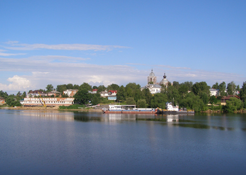RUSSIAN RIVER CRUISES  by Collette Tours