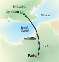 Click here for Globus Tours A WEEK IN LONDON AND PARIS!