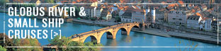 Click here for GLOBUS RIVER CRUISES!