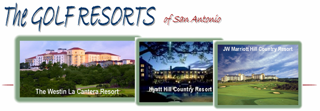 Golf Resorts of San Antonio