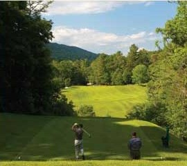The Homestead golf packages