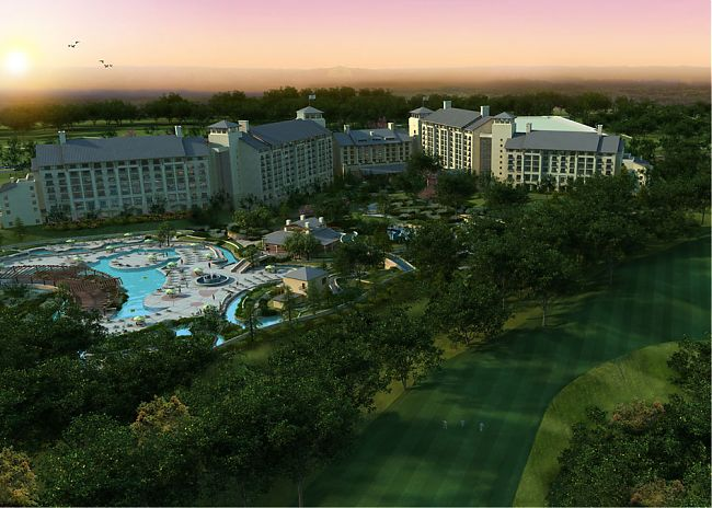 The JW Marriott Hill Country Resort