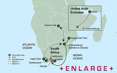 CLICK HERE for Collette SPECTACULAR SOUTH AFRICA MAP!