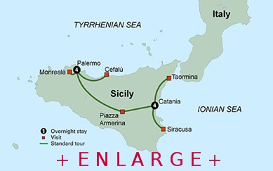 CLICK HERE for Collette SPLENDID SICILIA MAP!!