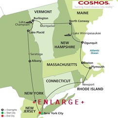 CLICK HERE for Cosmos New England Traditions MAP!!